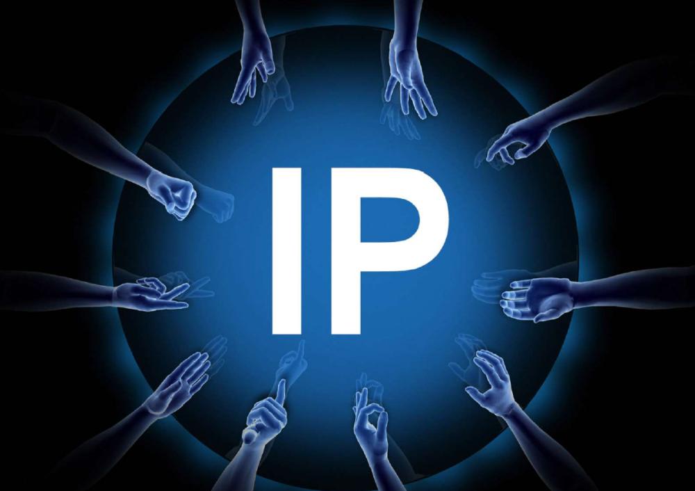 Illustration de la colonne adresse IP