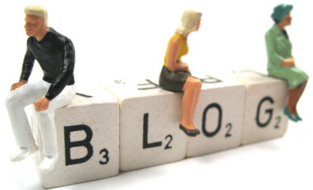 illustration des blogueurs